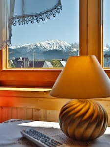 Rooms with beutifull view - TATRY - Murzasichle
