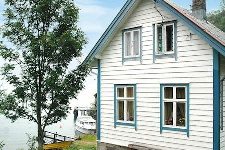 5 person holiday home in Svelgen