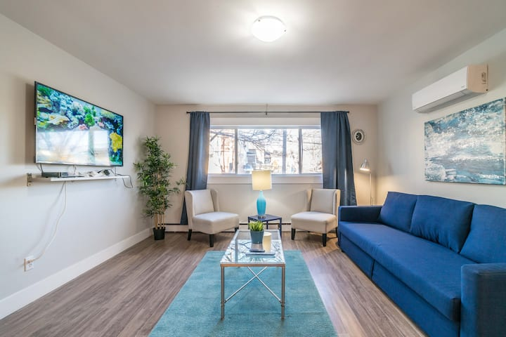 Unit Blue 2 Bedroom in Halifax's Trendy North End!