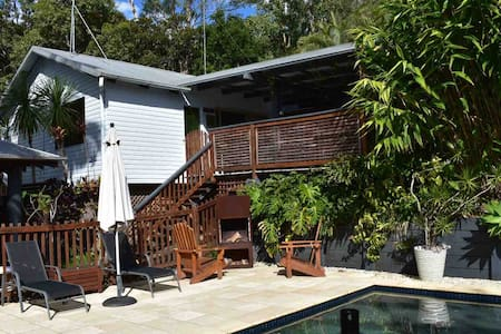 Peaceful Noosa hinterland retreat
