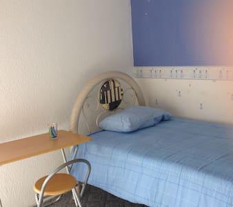Cozy room in Tlalpan - Ciudad de México