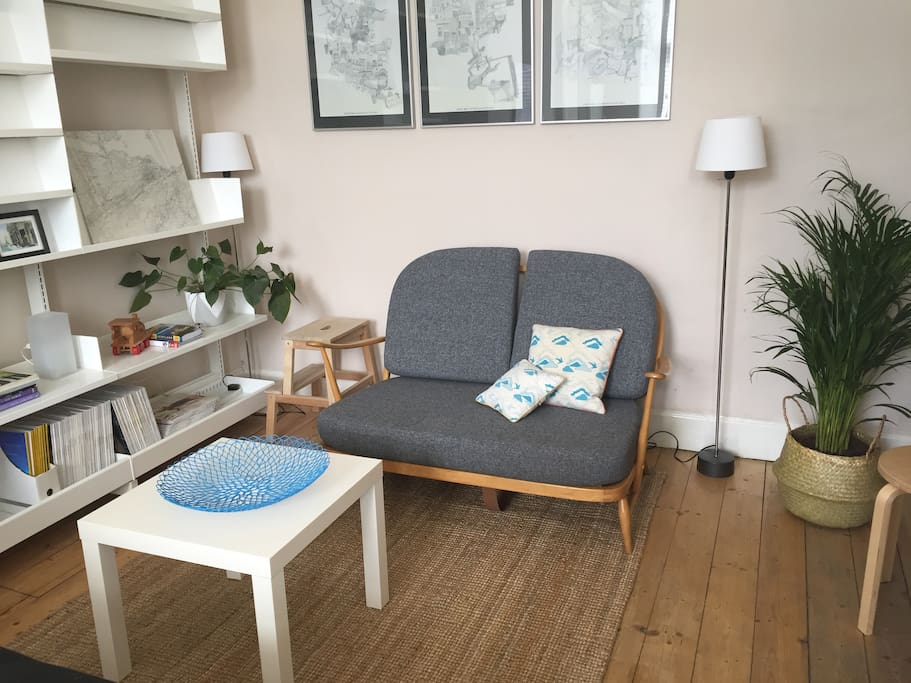 Bright, central 2 bedroom flat - Apartments for Rent in Edinburgh, United Kingdom