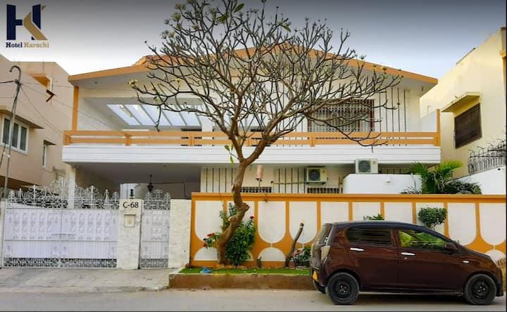 Hotel Karachi Guest House