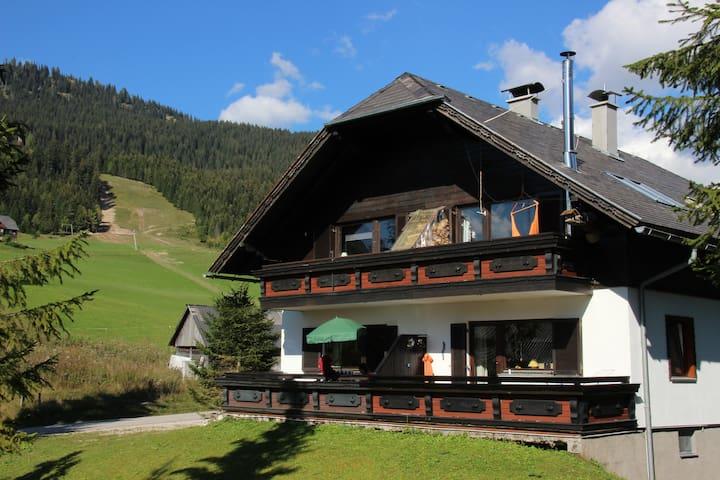 Alpenrose, Ferienwohnung, Wörschachwald, Tauplitz