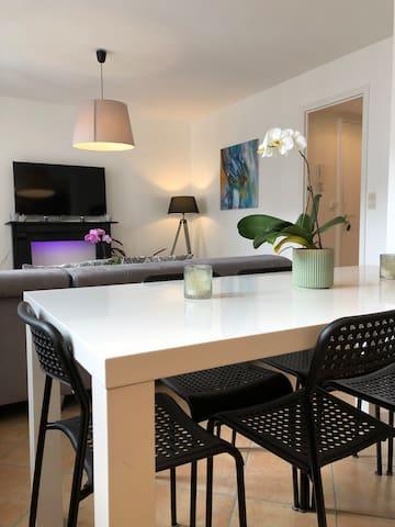 charmant appartement 65 m2