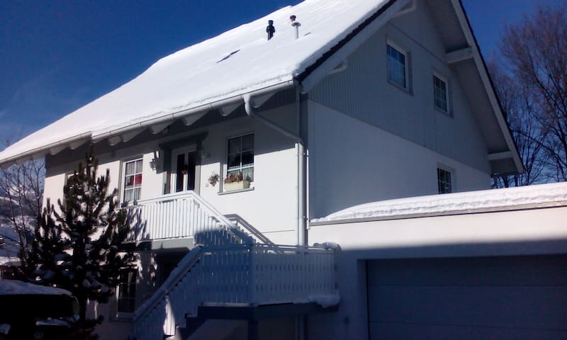 Casa Liesi apartamento para relax - Brunnenfeld - Apto. en complejo residencial