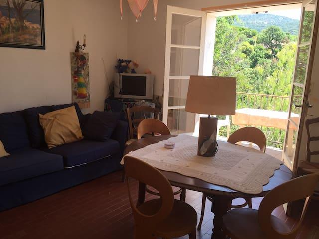 Appartement Rez de Jardin - Rayol Canadel