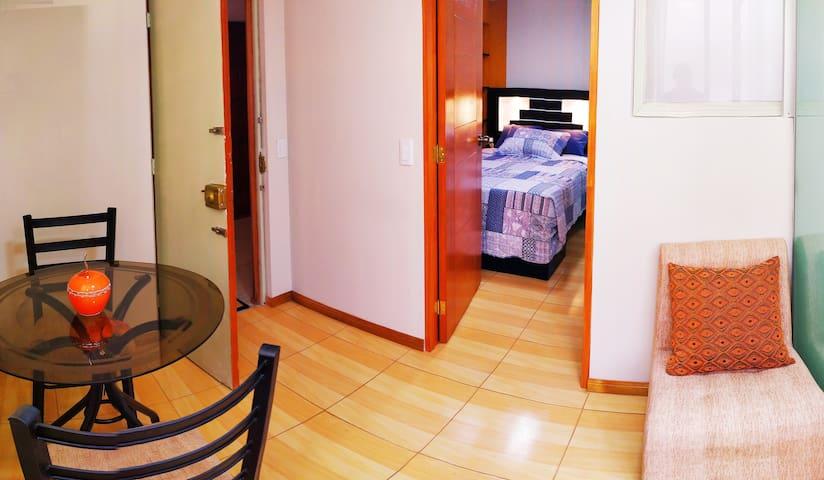 Data Inn Apart 2 in San Isidro, near to Miraflores