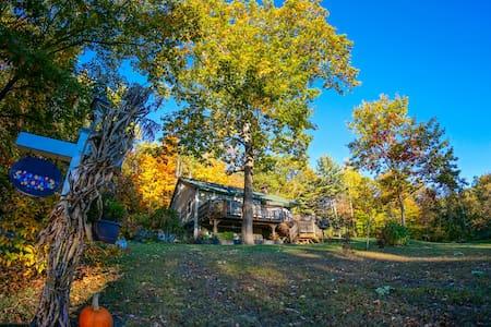 Quiet Vermont Home with Amazing View