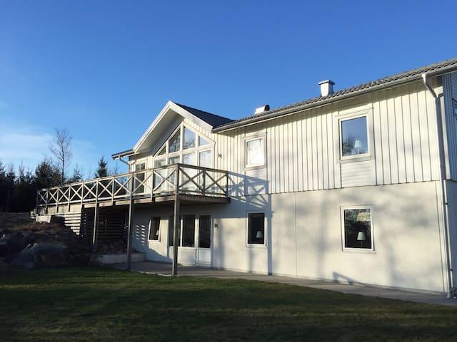 Underbar villa i naturnära läge 30 min fr Göteborg - Lundby - House