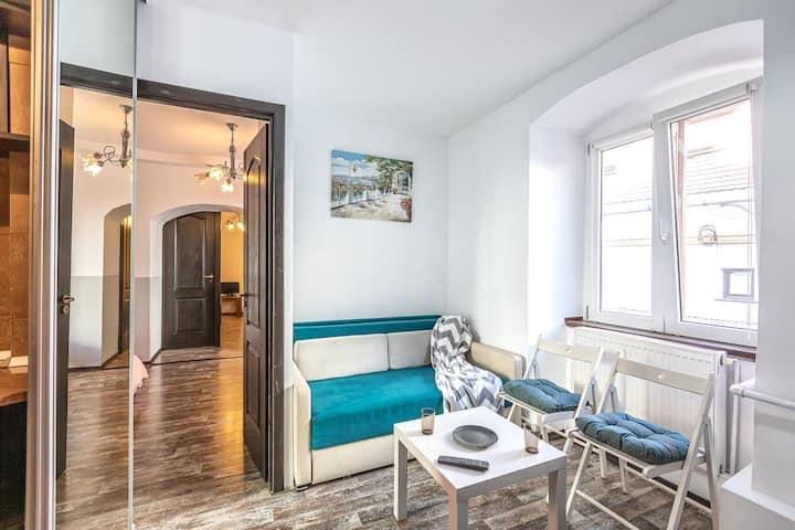 Cosy Apartment in Piata Sfatului