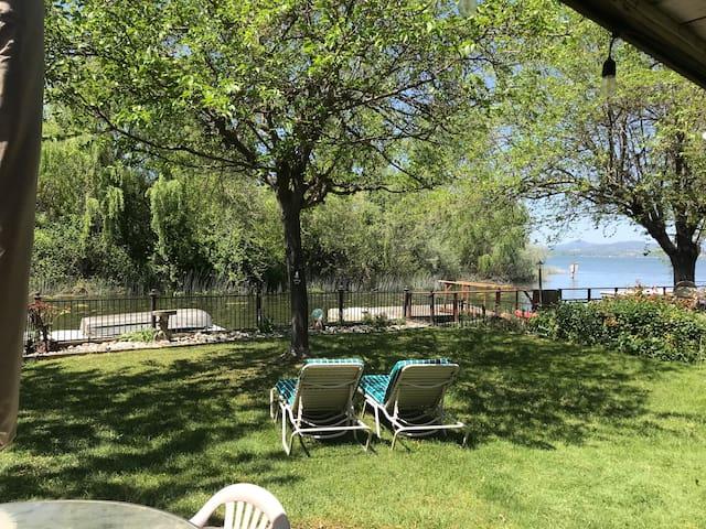 """A Lake House"" Lakeport, Clearlake CA"