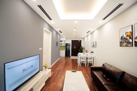Imperia HaNoi#Modern Apartment 2BR#Garden View