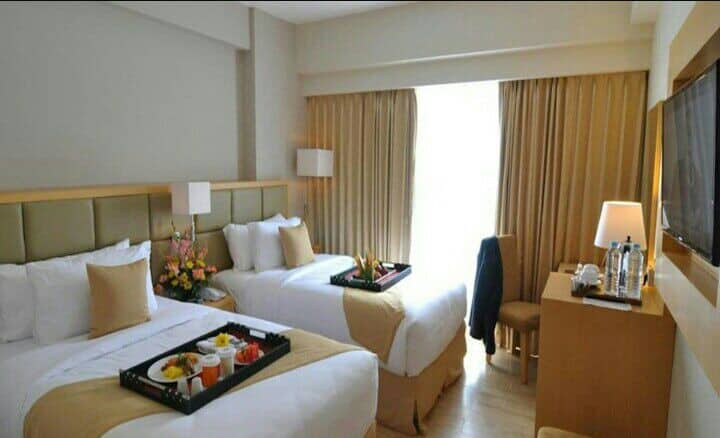 Star hotel Semarang, rooms in a hotel you can book