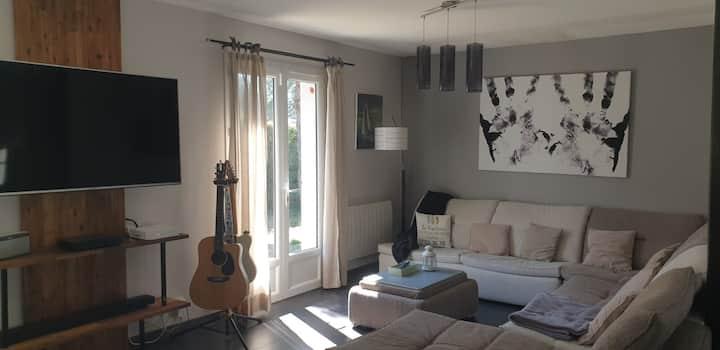 Villa à proximité de Carcassonne au calme