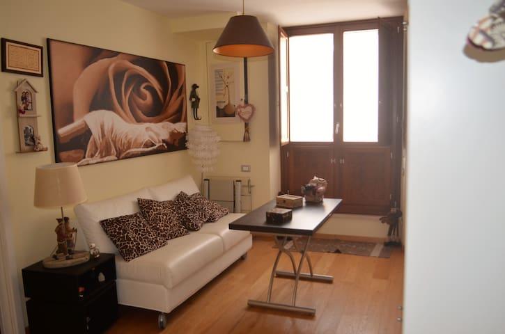 FONTICELLA - Graziosa casa finemente ristrutturata - Rivisondoli - Leilighet