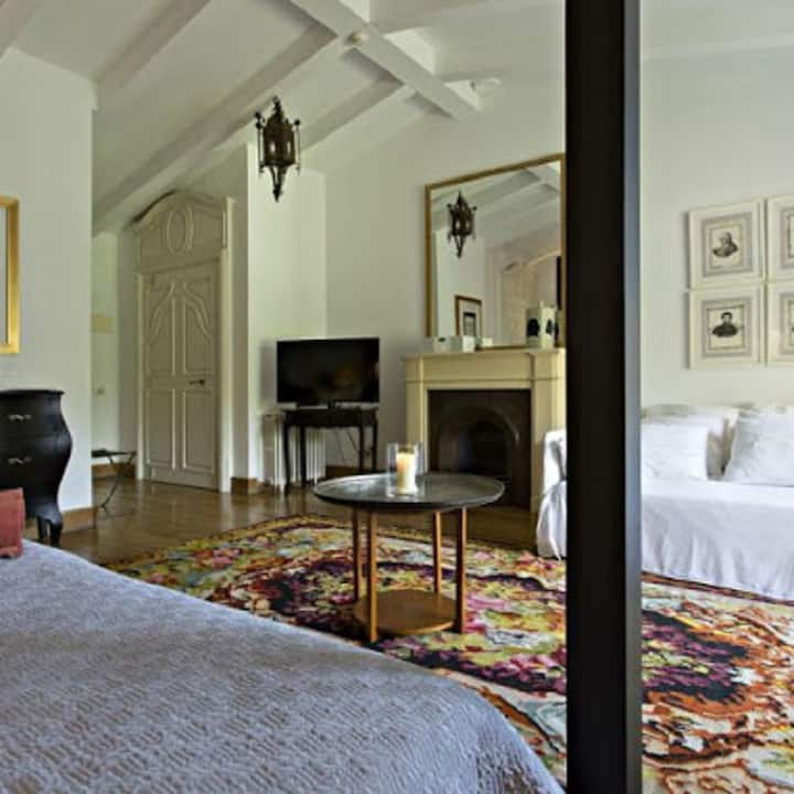 Garden suite with Bed and Breakfast