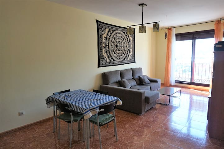 Cosy three bedrooms flat in the center of Arucas - Arucas - Apartament