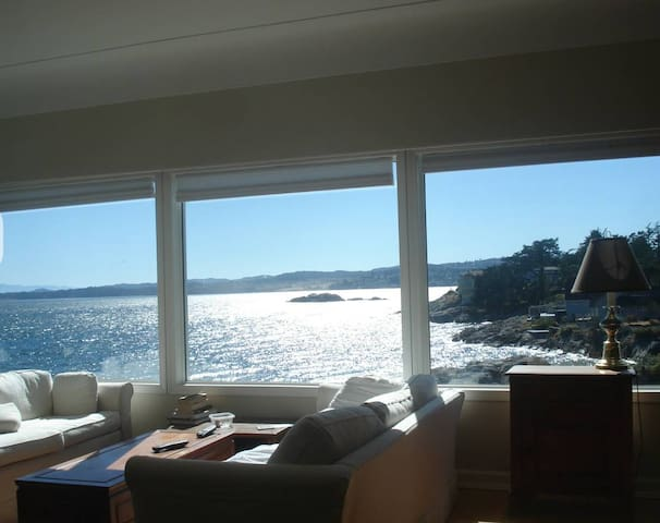 Waterfront Furnished Home - Victoria - Hus