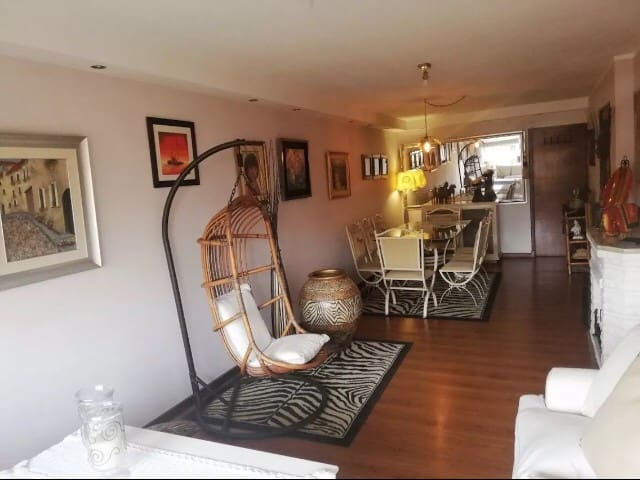 Beautiful apartment in excellent point of the city