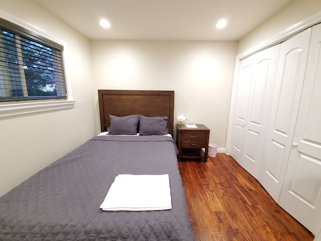 Cozy and bright private room in south San Jose