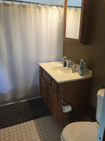 Private Room minutes from Downtown Minneapolis - Minneapolis - Hus