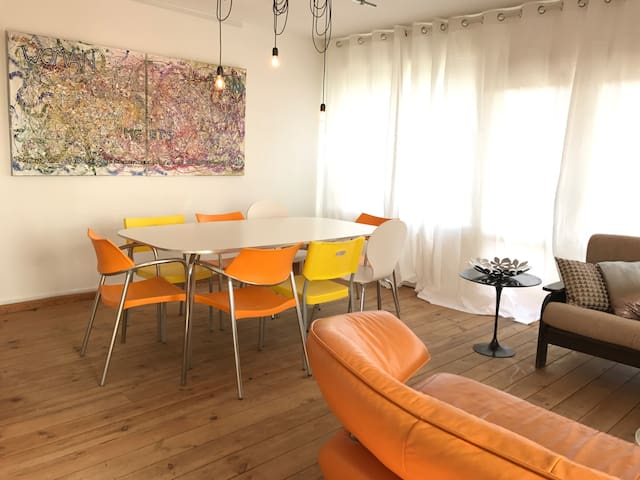 Top floor appartment in The Hague / Scheveningen - Den Haag - Appartement
