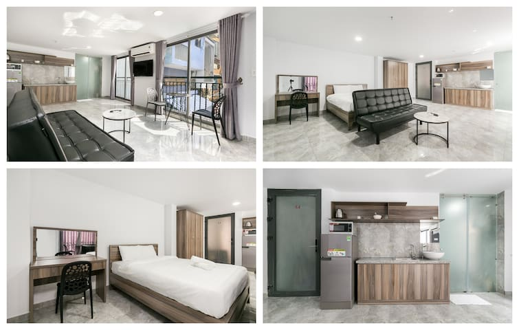Brand New Serviced Apartment In The Heart Of HCMC