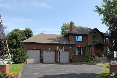 Stunning Lakefront 5 BDR 4 Baths Executive Home - Port Perry - House
