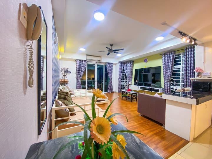 Nizar Apartment D'Perdana