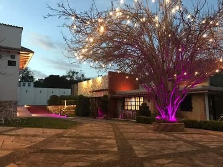 Quinta la Soledad Villa con Encanto