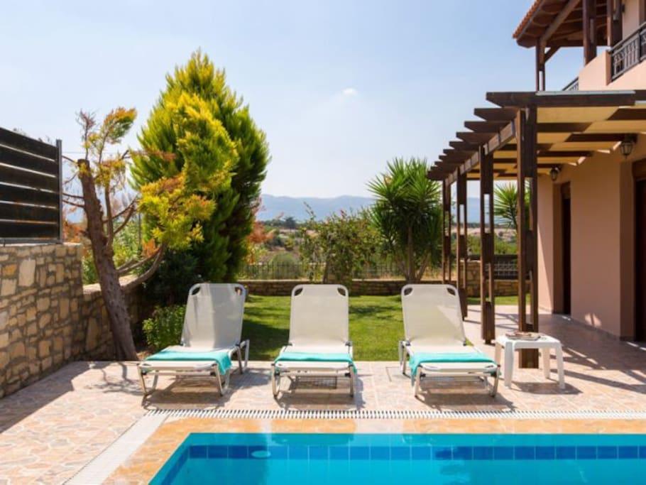Villa Sophia - Roumeli, Rethymno, Crete