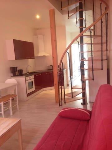 Appartement dans centre historique - Dol-de-Bretagne - Appartement