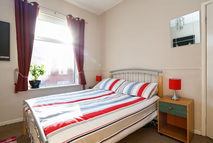 Double Room - Media City /  Salford Royal, Salford - Salford - Haus