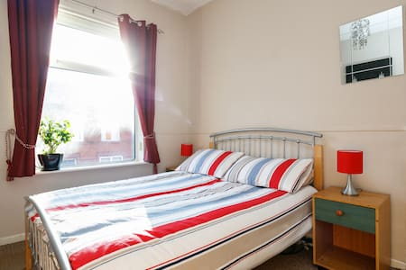 Double Room - Media City /  Salford Royal, Salford - Salford