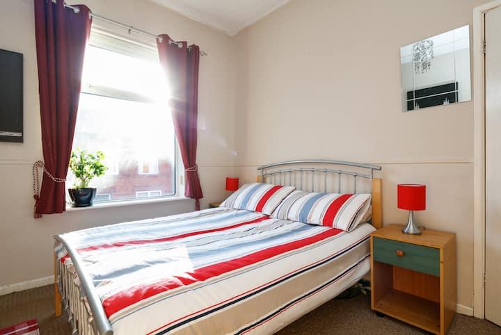 Double Room - Media City /  Salford Royal, Salford