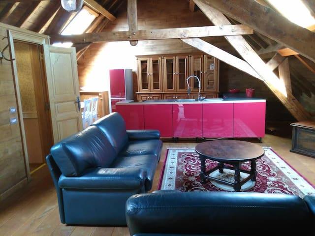 dak appartement - Kortrijk - Byt