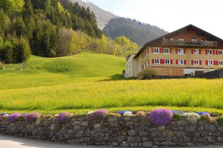 Lush Holiday Home in Klösterle near Sonnenkopf Ski Area