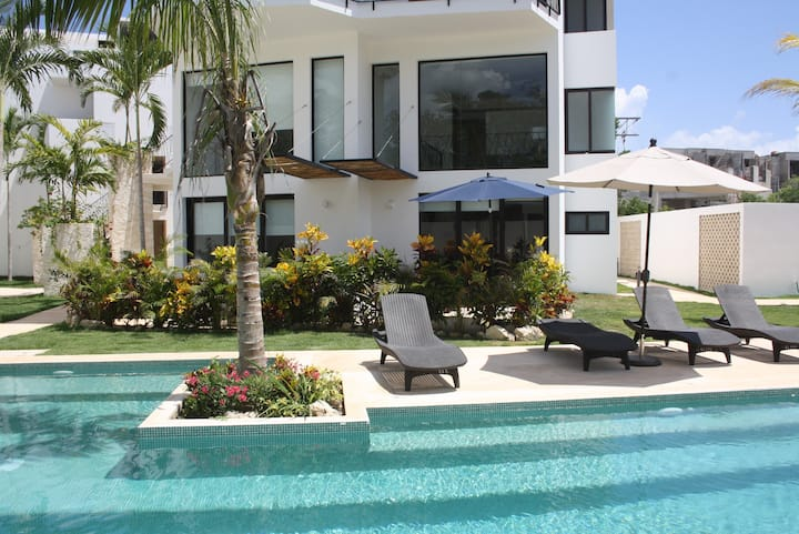 THE K'IIN HOUSE - YOUR HOME  IN TULUM -