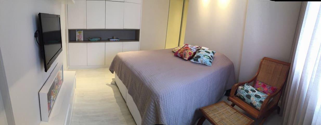 Quadra Mar - Conforto e Alto Padrão - Balneário Camboriú - Apartment