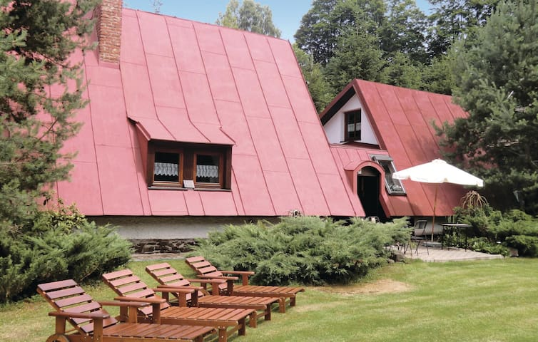 Holiday cottage with 3 bedrooms on 176m² in Loukov nad Jizerou