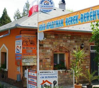 Abád-Apartman Berek-Berény - Berekfürdő - Σπίτι