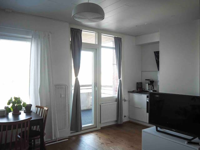 Newly Renovated Townhouse,Best Location in Tampere