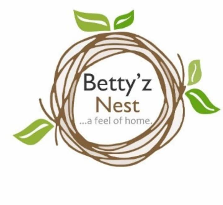 Betty'z Nest......a feel of home.