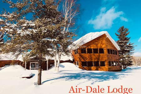 Air-Dale Lodge: Luxury Penthouse Suite