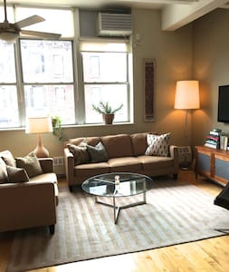 Modern Bright Loft in Clinton Hill - Brooklyn - Apartment