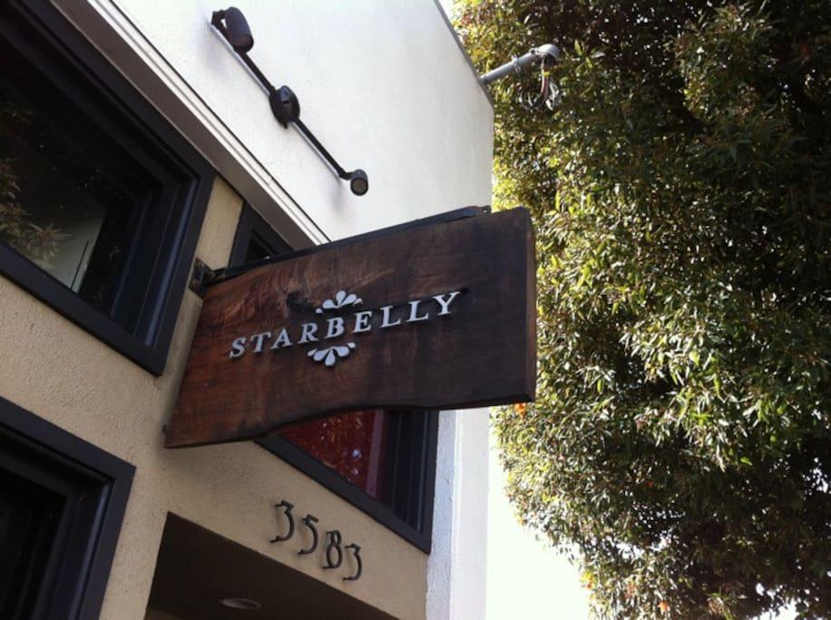 Foto von Starbelly in The Castro