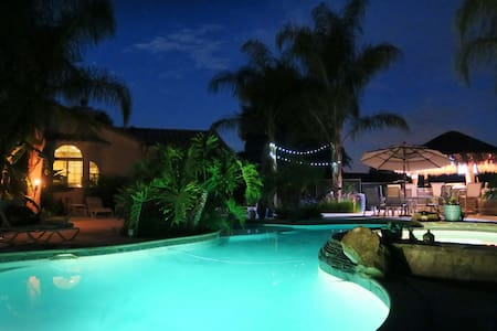 Temecula Wine Country Studio Apt - Prime Location - Temecula - Bungalov