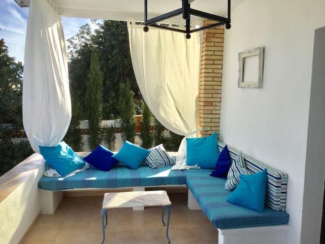 Villa mediterranea en la costa - Alcanar - Haus