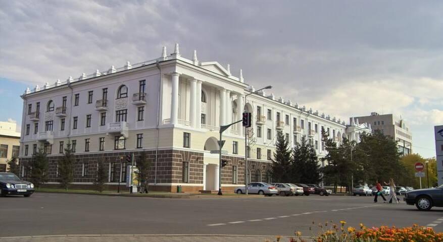 отличный отдых в центре Астаны - Астана - Квартира